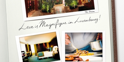 "Sofitel Luxembourg Europe : ""Love is magnifique in Luxembourg"""