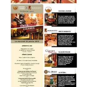 Sofitel Luxembourg Europe Newsletter